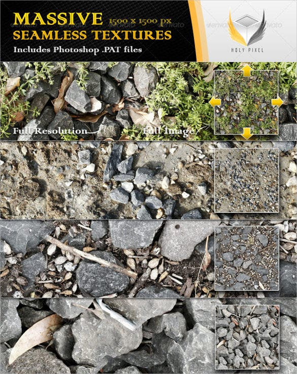 10 lilydale toppings gravel textures