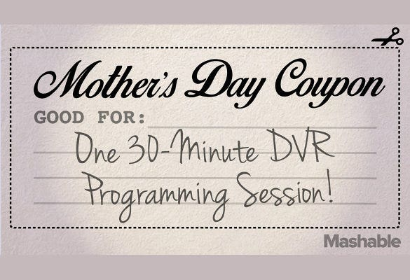 printable mothersday homemade coupon template download