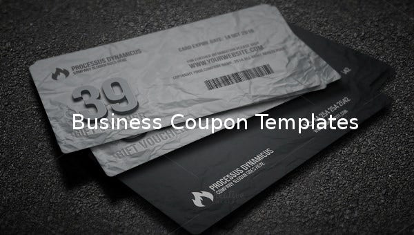 businesscoupontemplate