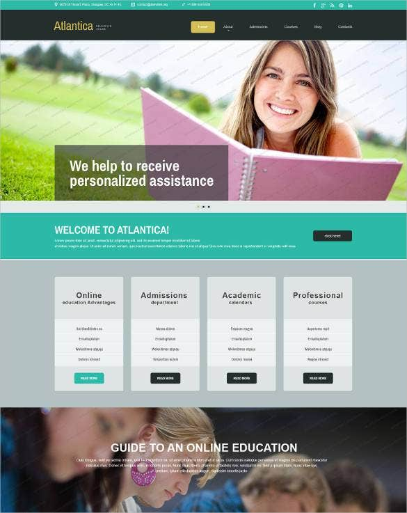 Free PHP Website Templates Themes Free Premium Templates - Professional website templates