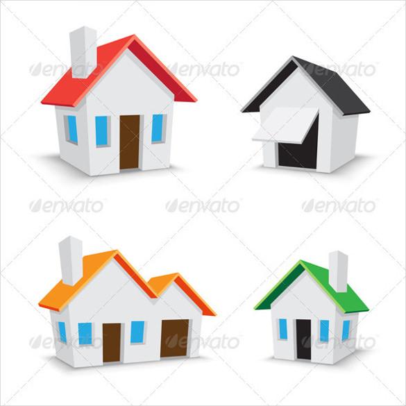 home icon illustration download