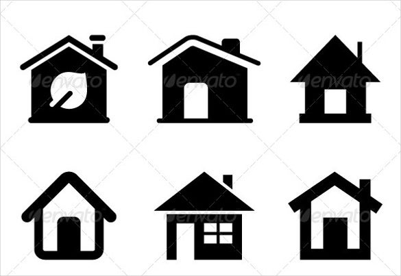 black home icon