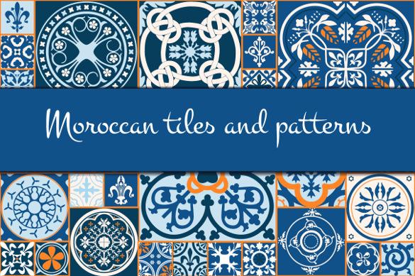 morrocan tile pattern