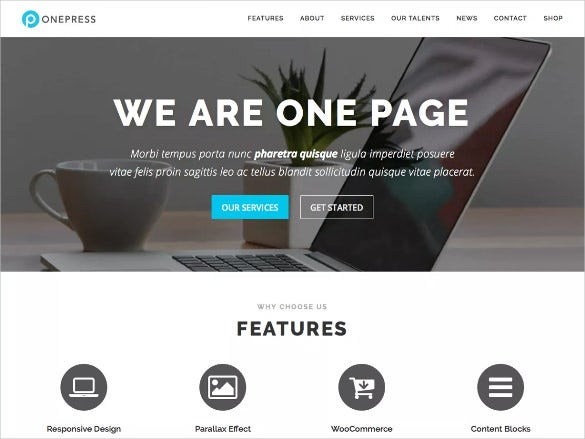 digital agency free wordpress theme