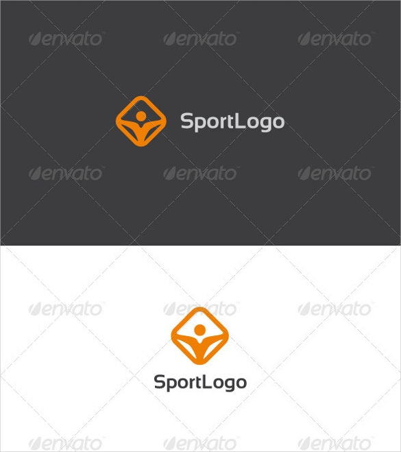 simple sport logo design download