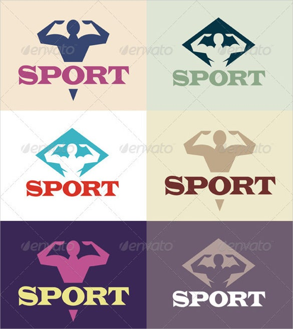 athlete sport logo download