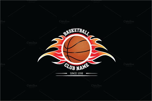 exclusive basketball logo download