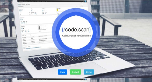 download code scan code analysis tools for salesforce