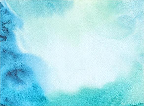 gouache abstract watercolor art