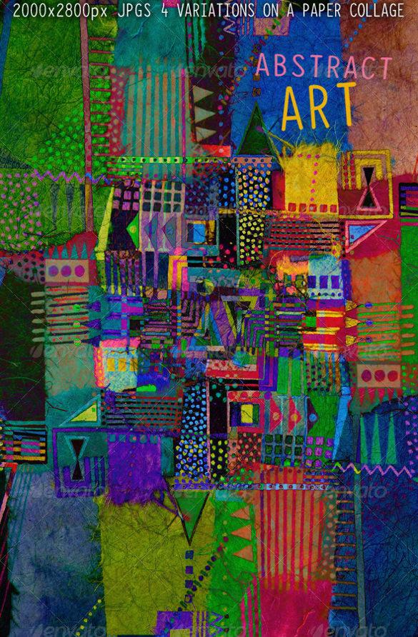 modern abstract art