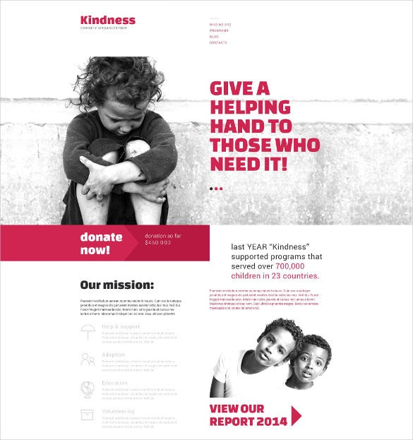 helping hands charity non profit drupal template 75