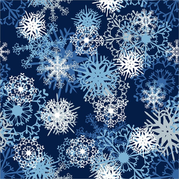 amazing snowflake pattern design download