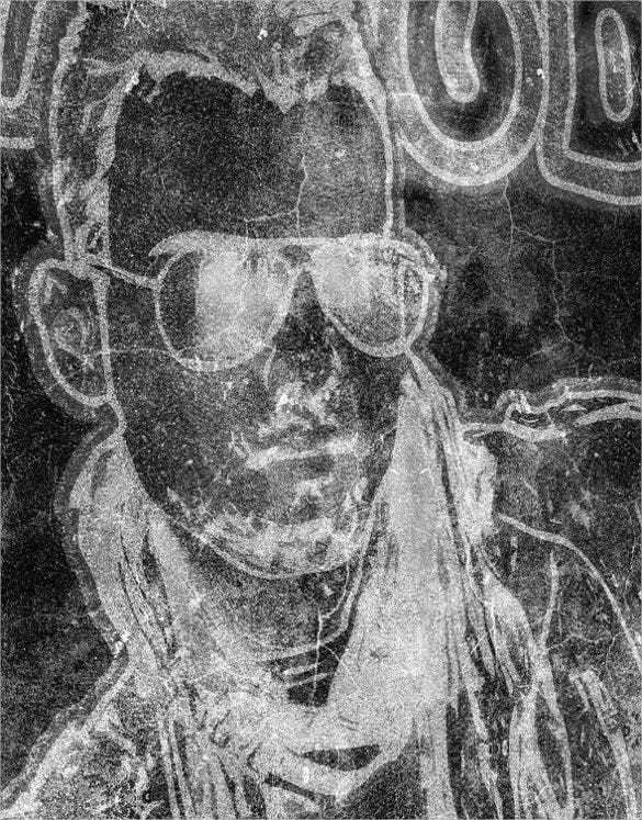 stylishmen chalk art