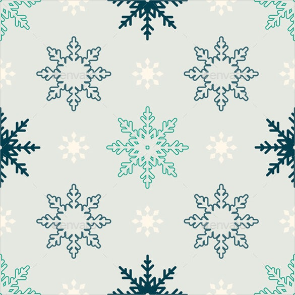 winter snowflake pattern design download