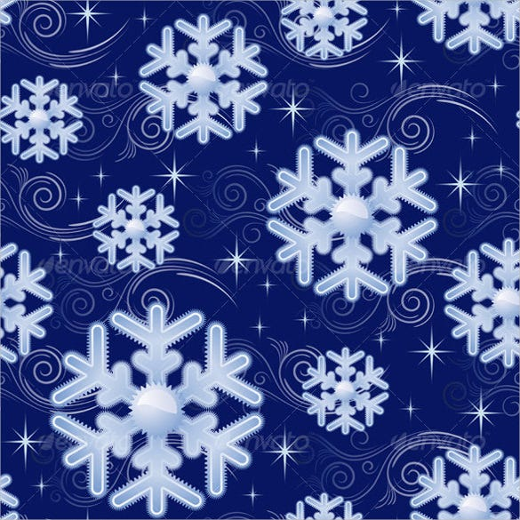 awesome snowflake pattern download