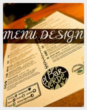 Custom Restaurant Menu Design Template