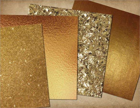 gold colour digital paper texture download