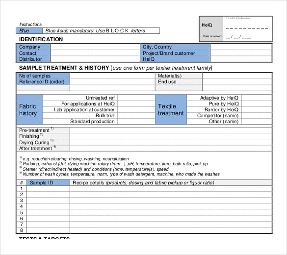 Sample Service Order Template   Free Word Excel Pdf Documents