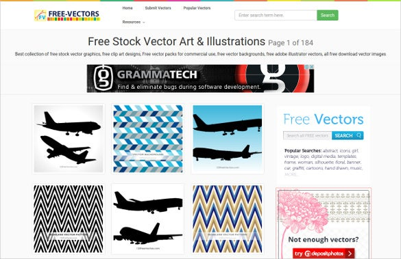 free vector art illustration