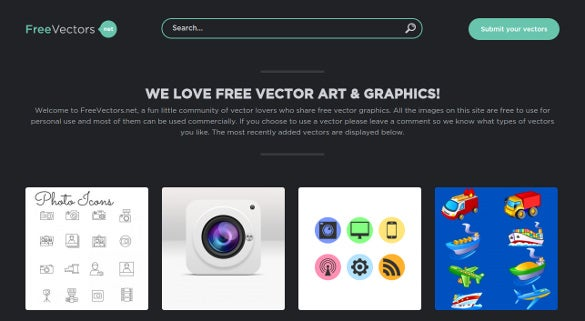 Free Vectors Art