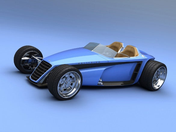 delithium concept car wallpaper