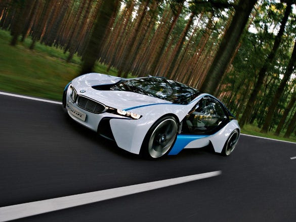 bmw vision car wallpaper