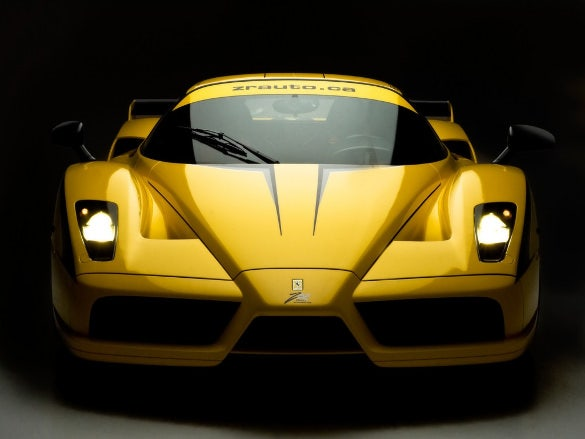 ferrari enzo xx evolution car wallpaper