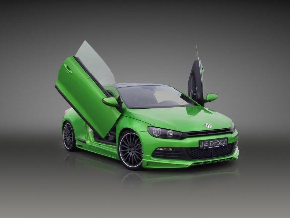 scirocco design car wallpaper volkswagen