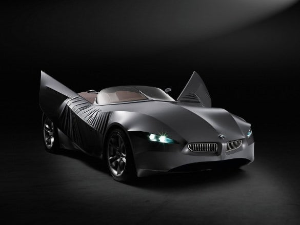 bmw gina concept car wallpaper