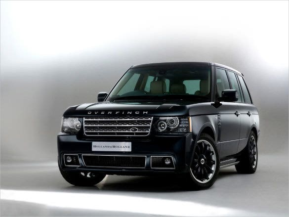 range rover car wallpaper