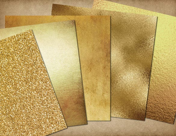 antique golden texture