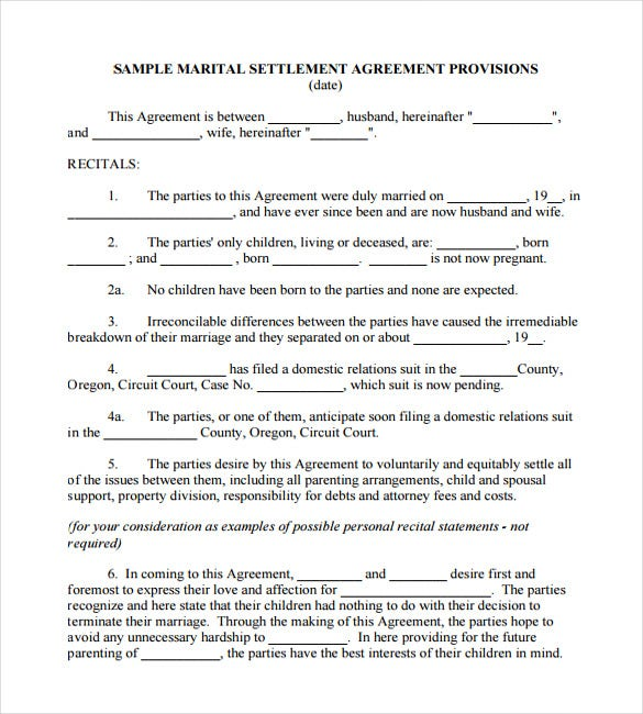 simple wedding contract template download