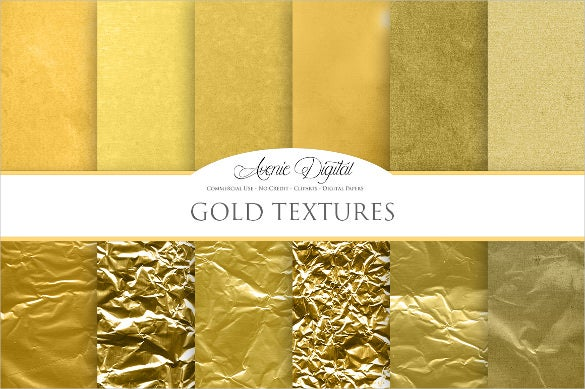 metalic golden texture