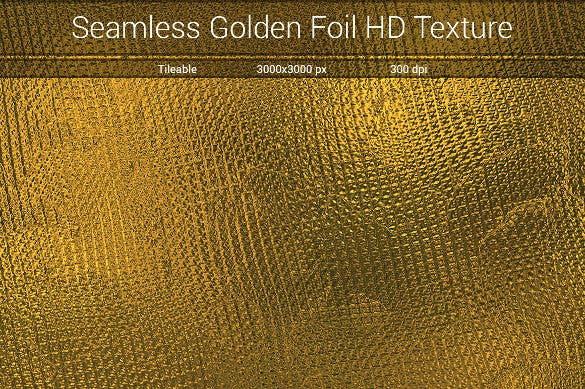 seamless golden texture