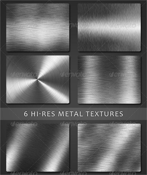 6 hight resolution black metal texture download