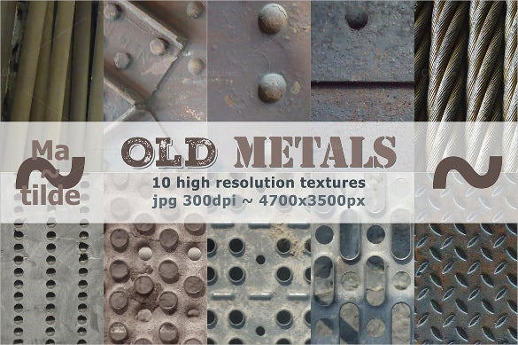 old metal texture download