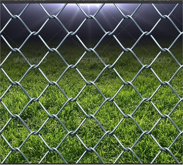 chain link fence metal texture download