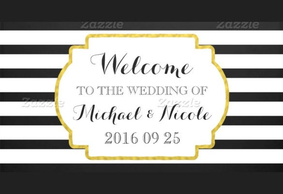 Wedding Banner Template 25 Free Psd Ai Vector Eps Format