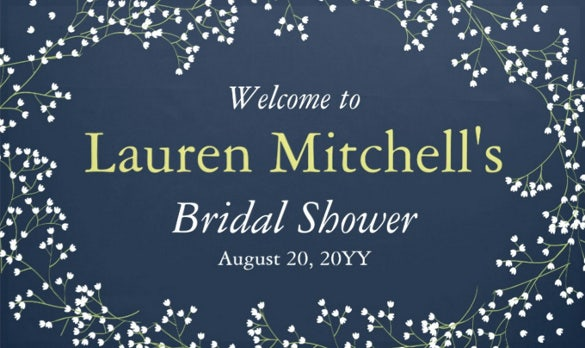 beautiful wedding banner template download