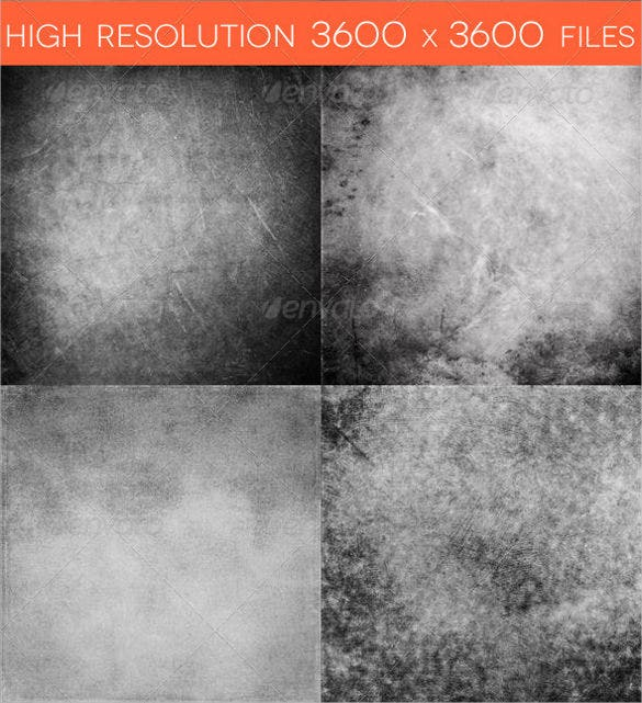 25 black white grunge texture set download