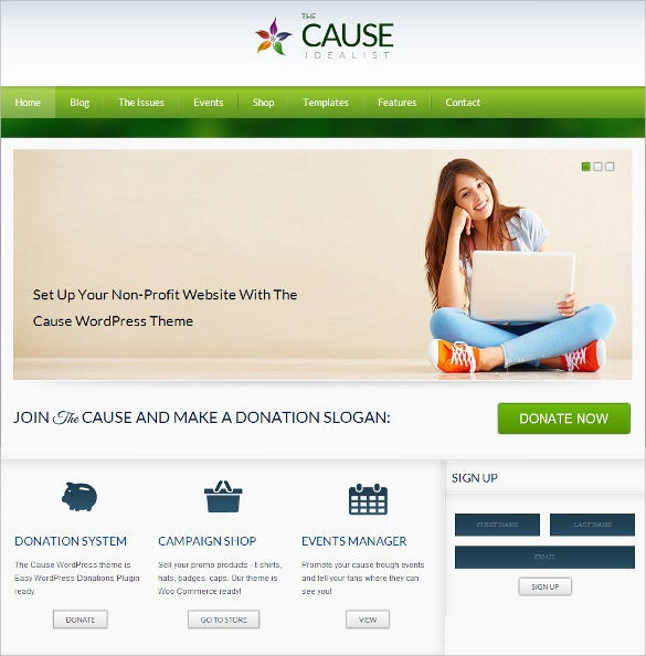modern non profit wordpress theme 592