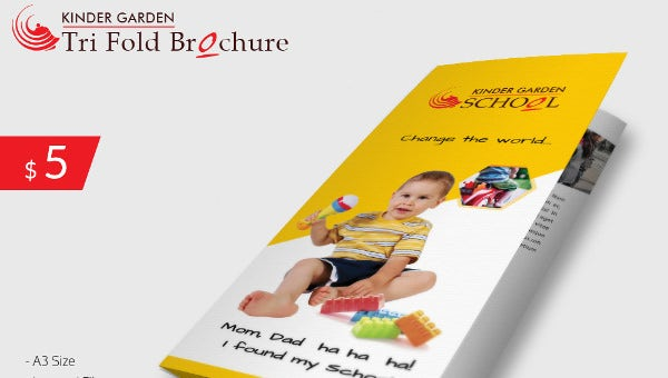 kindergartenschoola3trifoldbrochure