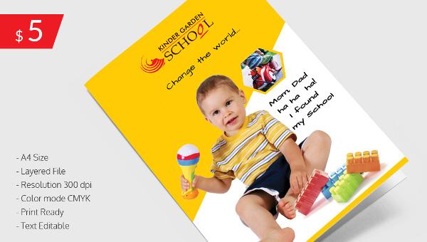 a4 bifold brochure download