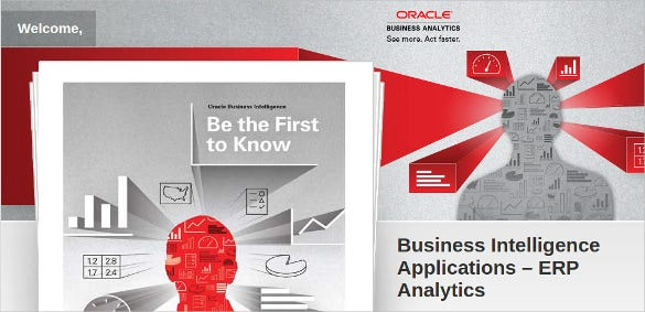 oracle erp financial analytics tool