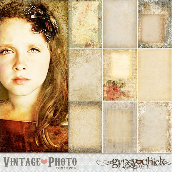 collection of photo texture