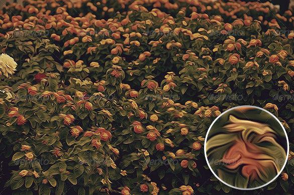 flowers photo texture