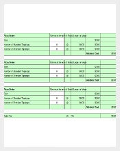 Pizza Delivery Order Template Excel Format