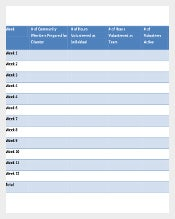 Goal Tracking Template PDF Download