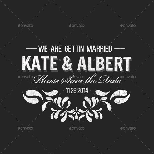 elegant wedding label template download