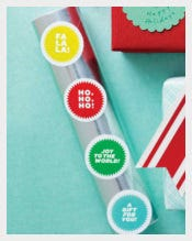 Best Holiday Gift Tags & Labels Template